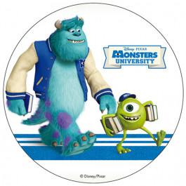 Monstres Academy - Jacques & Bob avec Livres, Disque Azyme