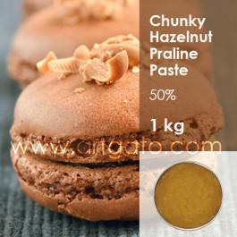 Chunky Hazelnut Praline Paste