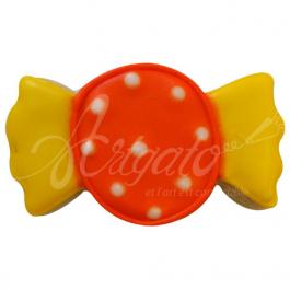 Sablé Bonbon Orange et Jaune