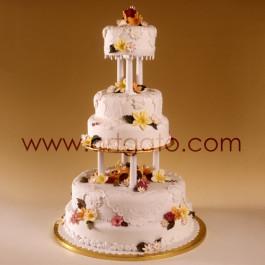 Moules à gâteaux ronds - Pièce Montée