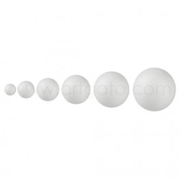 Sphères en Polystyrène - Artgato