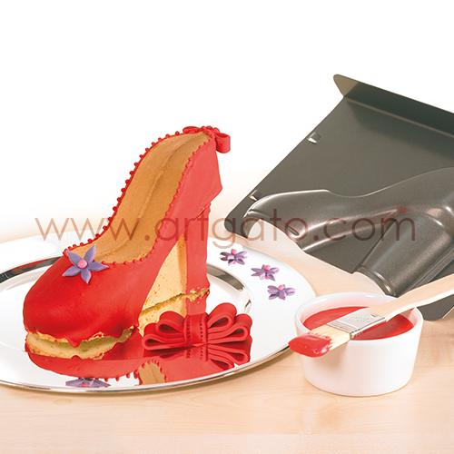 3D Cake Pan | High Heel Shoe Volume ≈ 500 ml Artgato