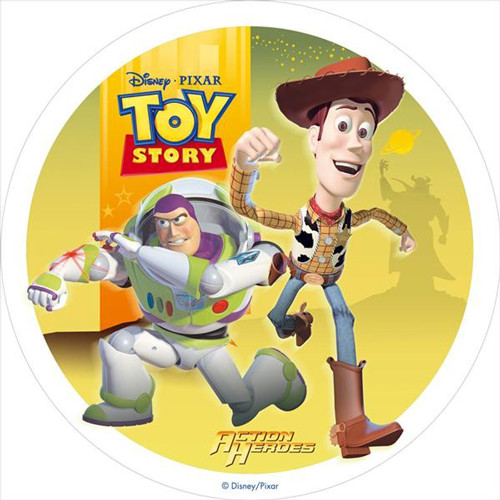 Toy Story Zurg Cupcake Toppers Edible Image Disney Cake Toppers
