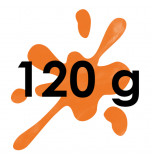 Liquid Candy Colour | Orange (E110) - 120 g Bottle