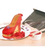 Moule à Gâteau 3D | Chaussure