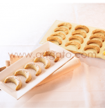 Silicone Mould | Kipfel Specialty – 2 Trays for 32 crescents Ø 5,5 cm