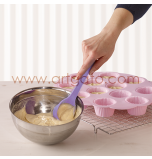 Miss Cupcake, Measuring Spoon - food-safe silicone