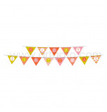 Sweet Soiree Birthday Party | HAPPY BIRTHDAY Banner