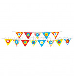 Circus Birthday Party | HAPPY BIRTHDAY Banner