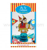 Circus Birthday Party | Circus Birthday Party Centerpiece