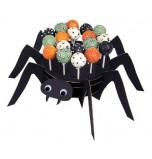 Halloween Spider Cake Pop Stand
