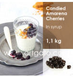 Candied Amarena Cherries in syrup