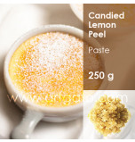 Candied Lemon Peel Paste