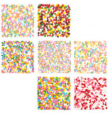 Sugar Sprinkles | Confetti Shapes