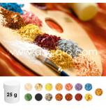 Colorants Poudre Irisés, 25 g