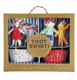Caissettes et Décors Cupcakes Meri Meri® | Farandole