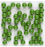 Sugar Pearls | Emerald Green - 370 g Jar