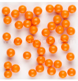 Sugar Pearls | Orange - 370 g Jar