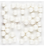 Sugar Pearls | White - 370 g Jar