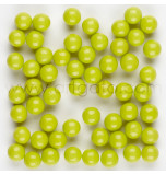 Sugar Pearls | Lime Green - 370 g Jar