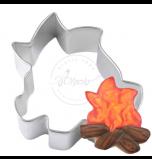 Cookie Cutter - Tinplate | Campfire