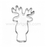 Cookie Cutter - Tinplate | Reindeer