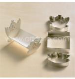 SUGARCRAFT CUTTERS | Crib / Cradle, 3 Cutters - Tinplate