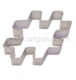 Cookie Cutter - Tinplate | Hashtag