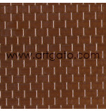 TEXTURED SHEET (IMPRESSION MAT) 30 x 40 cm | Small Brick Design - Pack of 10
