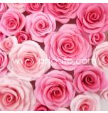 Découpoirs Rose Super facile