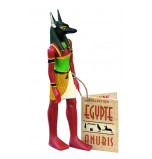 Birthday Figurine | Ancient Egypt - Anubis