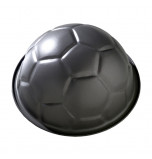 Cake Pan | Football - 22,5 x 11,5cm, Volume ≈ 2500 ml
