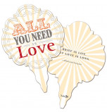 Pique Décor Studio Oh® | All You Need Is Love