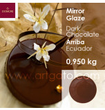 Domori Mirror Glaze