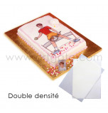Wafer Paper (Rice Paper)   Double Density (≈ 0,50 mm thick), Smooth, A4 Size – 50 Sheets