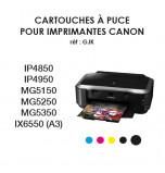 Encre Alimentaire | Cartouches Imprimantes Canon Génération 2012