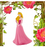 Birthday Figurine | Sleeping Beauty - Aurora