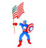 Birthday Figurine | Captain America
