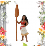 Birthday Figurine | Moana