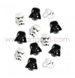 Cake Decoration | Star Wars Rings – 12 rings, plastic