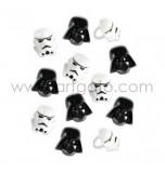 Cake Decoration | Star Wars Rings – 12 rings, plastic