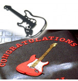 Patchwork Cutters® EMBOSSING CUTTER | Electric Guitar