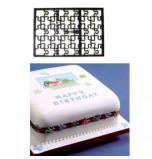 Patchwork Cutters® EMBOSSING CUTTER   Jigsaw