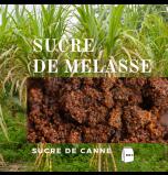 Molasses Sugar - Pack of 500 g