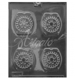 CHOCOLATE (Candy) MOULD | Adult - Birth Control Pill Case