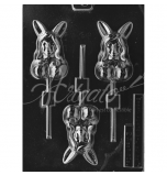 CHOCOLATE  LOLLYPOP MOULD | Playboy Bunny