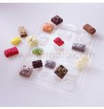Moule Chocolat - Paquets Cadeaux
