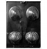 CHOCOLATE (Candy) MOULD | Large Shells