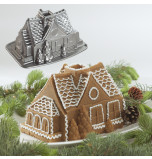 Nordicware® Cake Pan | Gingerbread House