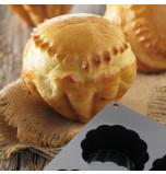 Moule Silicone Cake en Stock® | 6 BRIOCHETTES